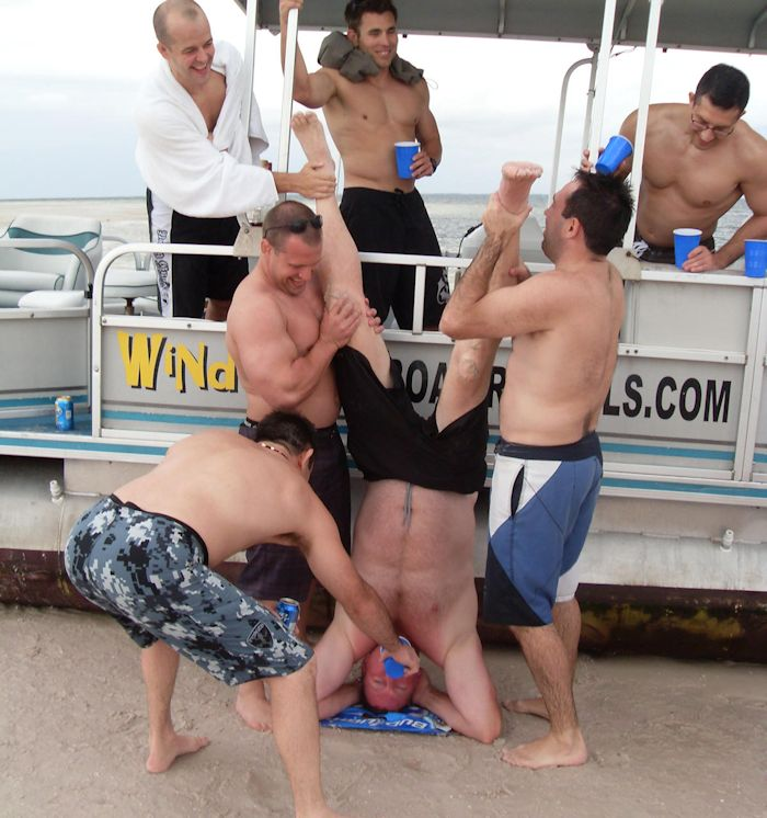 Beach Bachelor Parties Clearwater