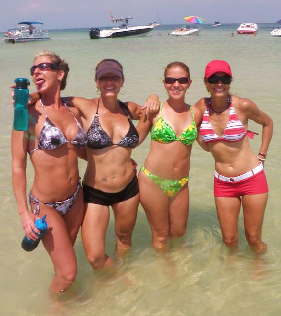 Beach Bachelorette Parties Clearwater