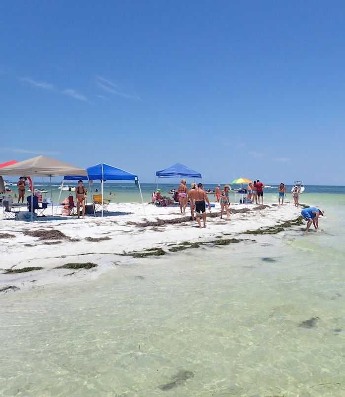 Island Beach Birthday Party Idea Parties Clearwater