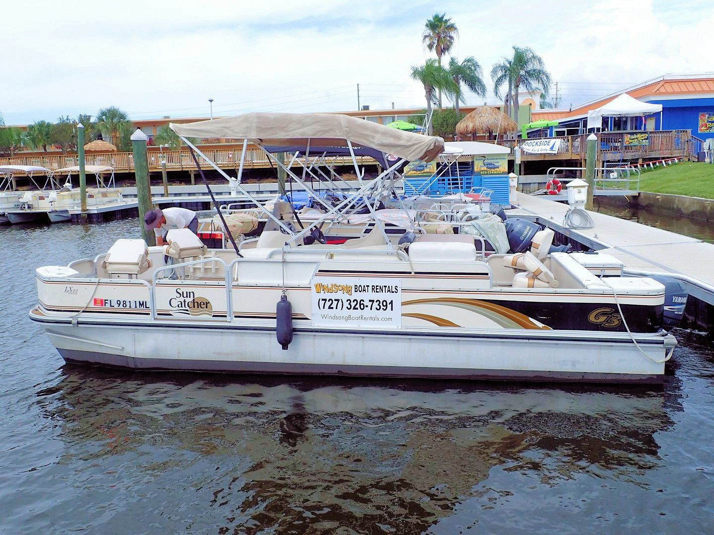 22 Foot Fishing Pontoon Boat Rental Picture Gallery