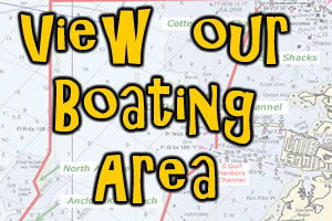 Boating Area Map