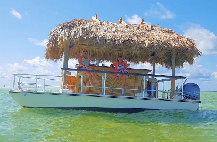 Pontoon Boat Al With Captain