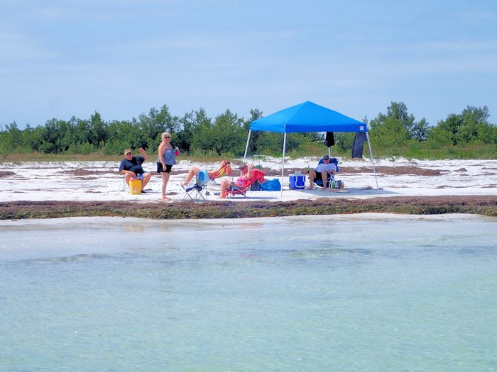 Anclote North Sandbar