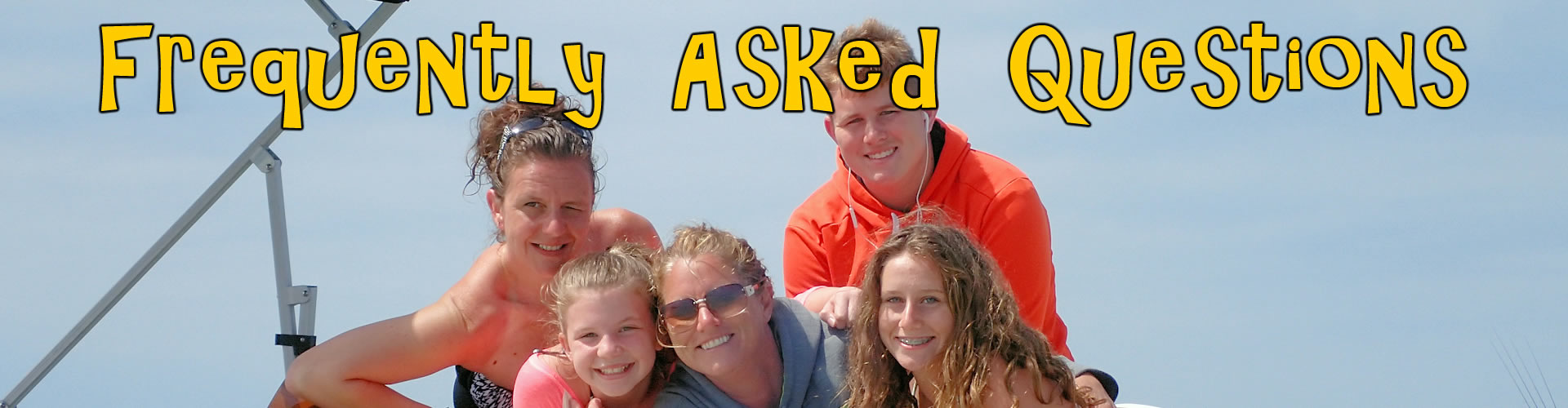 Boat Rental FAQs, Tampa