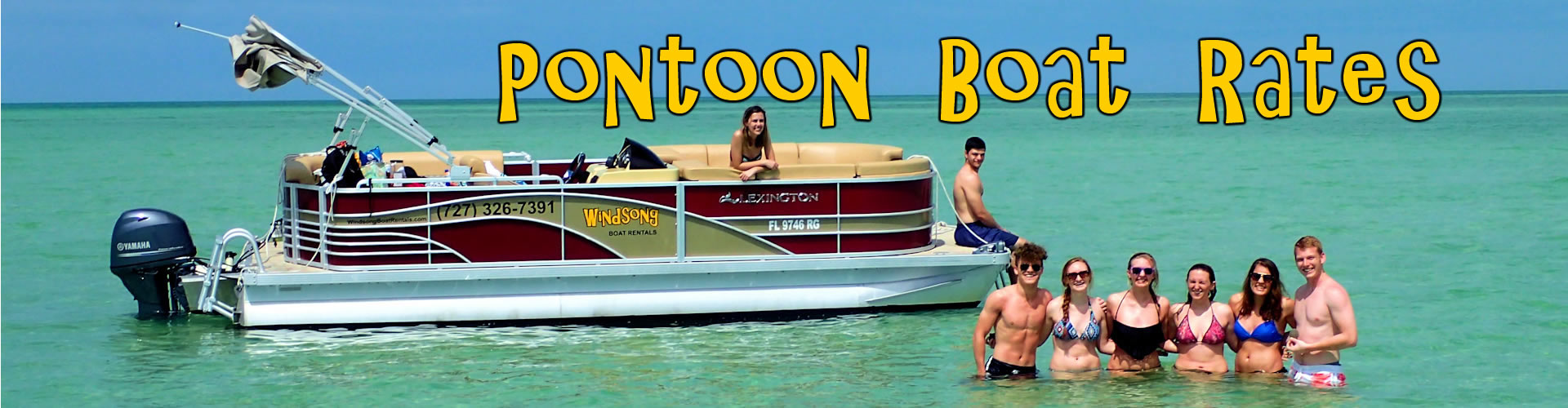 Boat Rental Rates, Tampa